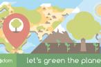Piantiamo alberi con Treedom!