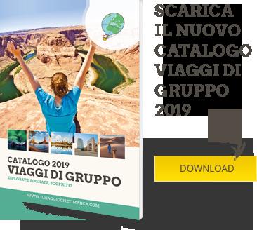 catalogo viaggi di gruppo 2019